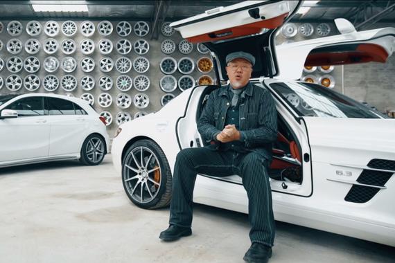 视频:《四万说车》之梅赛德斯-AMG