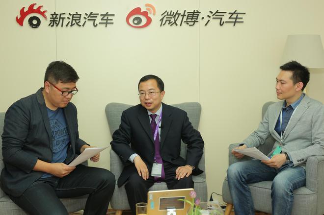 王虎:掌握核心科技 江淮坚持自主研发之路