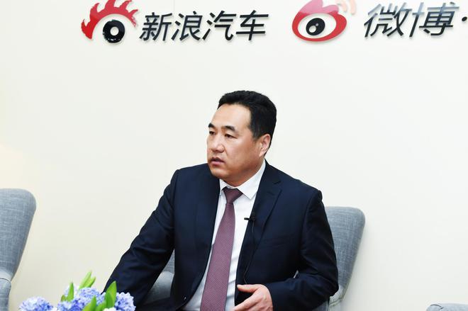 华晨汽车销售公司总经理马晓峰