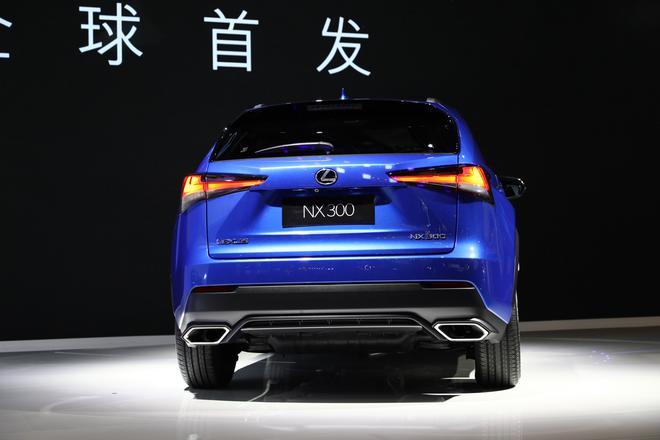 雷克萨斯新款NX/LS 500h正式发布