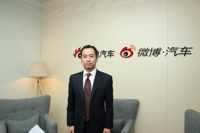 广汽丰田汽车有限公司市场营销部副部长 尾嶋英一郎