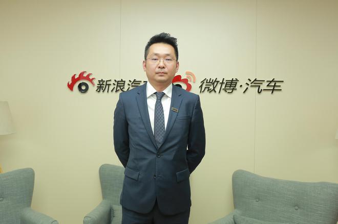 广汽菲亚特克莱斯勒汽车销售有限公司销售部高级副总裁 戚晓斐