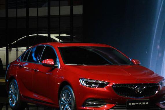 6大亮点!全新一代别克君威于上海车展首发