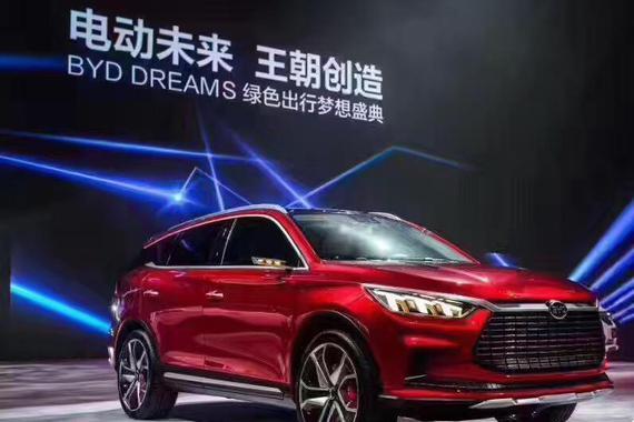 看这里!上海车展开幕首日新能源汽车大搜罗