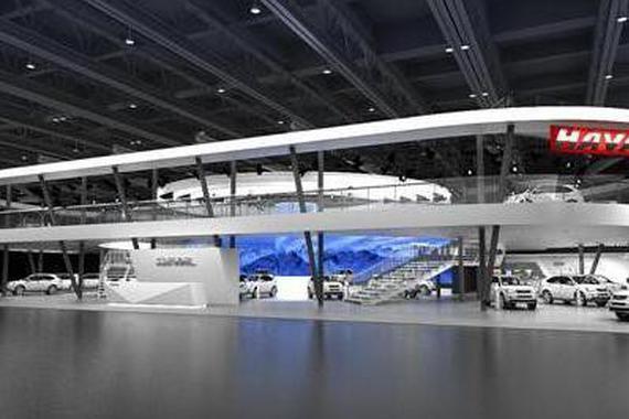 神车将亮相 新一代哈弗H6将于上海车展上市