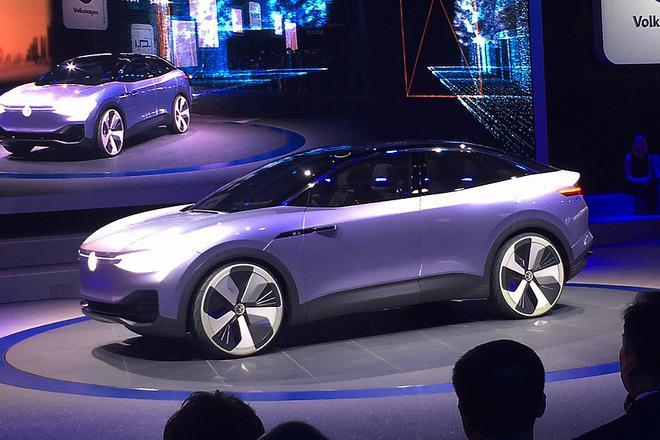 2017上海车展:大众辉昂GTE等新车发布