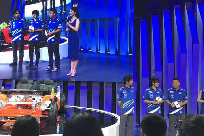 上海车展大爆料:王思聪986万买了什么车?