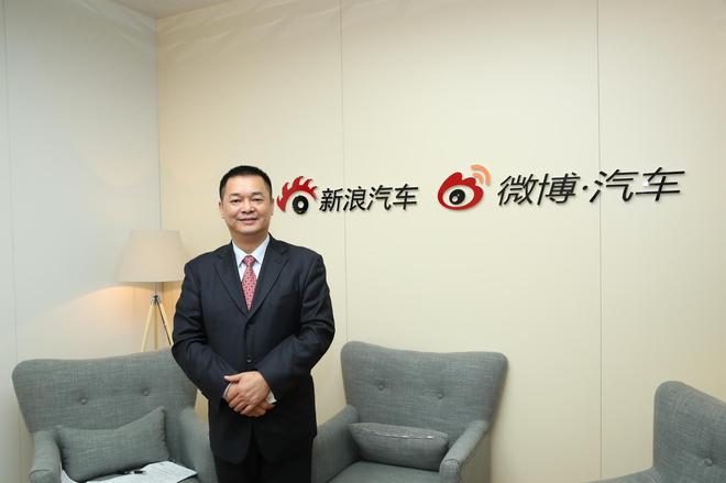 广汽三菱汽车有限公司副总经理 杜志坚