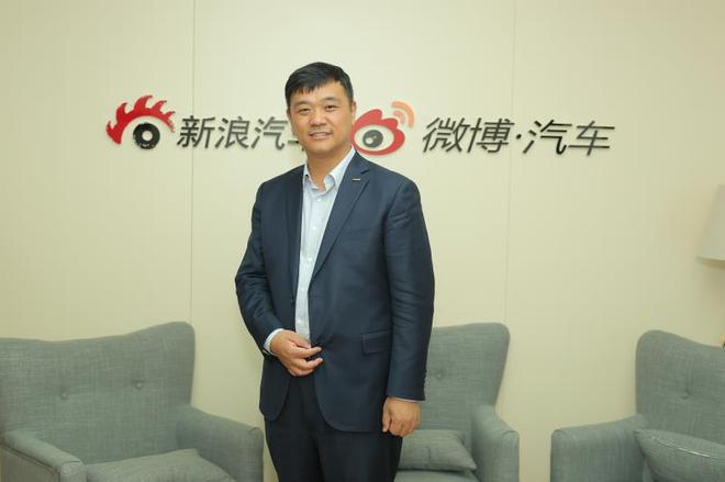 浙江吉利控股集团汽车集团副总裁、销售公司总经理 林杰