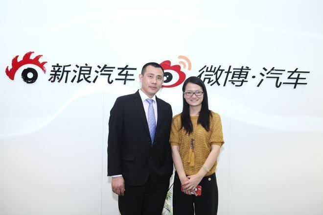 浙江卡尔森执行总经理朱元刚