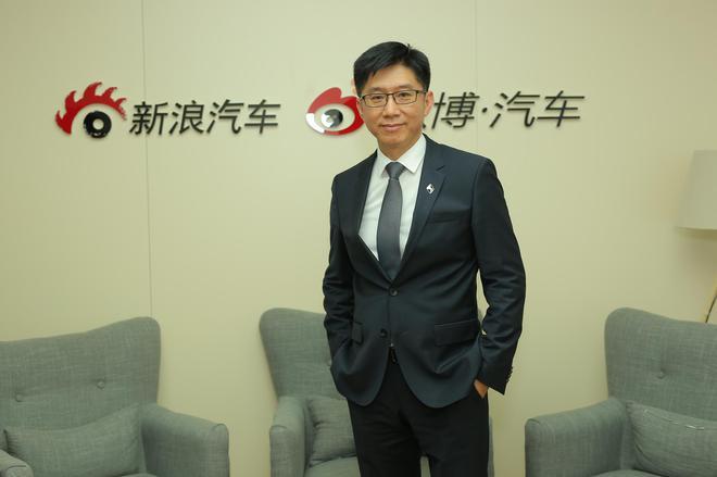 宝沃汽车(中国)有限公司德国宝沃汽车集团执行副总裁 陈威旭