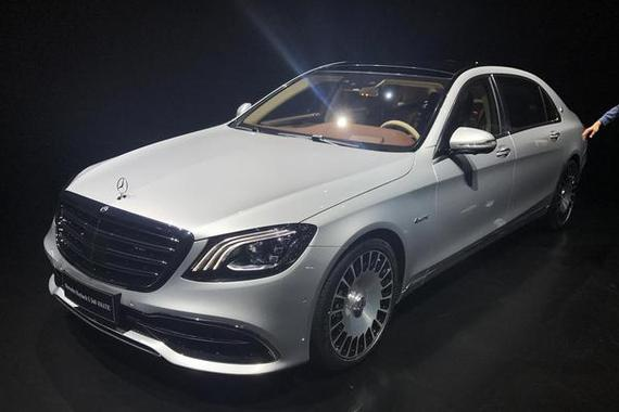 2017上海车展之奔驰S680