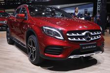 国产新款奔驰GLA将于年内上市