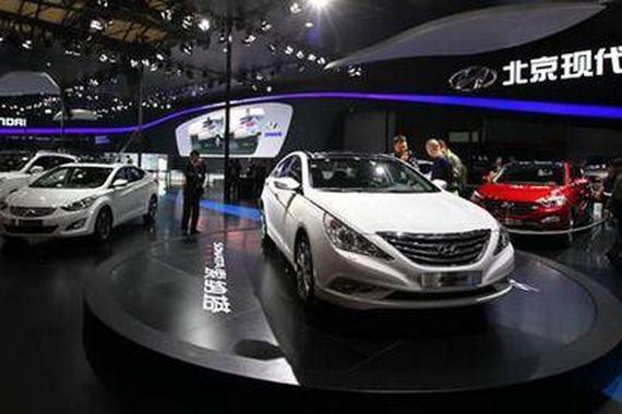 市场份额已下滑 韩系汽车品牌开启反击战
