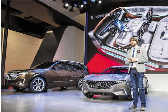 从上海车展看汽车行业的新势力与新趋势