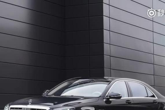 2018梅赛德斯AMG S65内饰