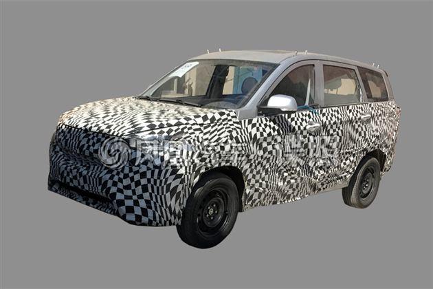 宝骏全新SUV车型谍照曝光 或搭载1.5T动力