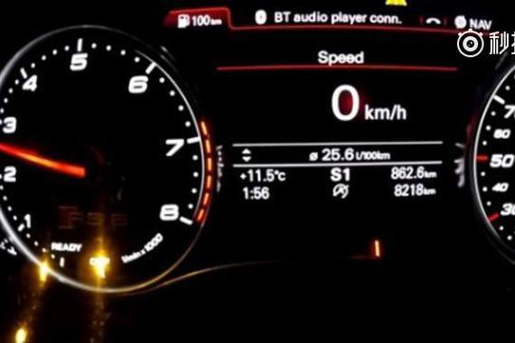 视频:RS6 vs 911 Turbo S[酷]