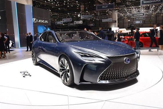 雷克萨斯LS氢燃料电池版或将年底发布