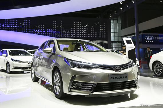 卡罗拉/雷凌推插电混动车型 或2018年上市