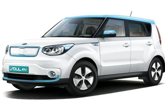起亚公布新款秀尔电动车 续航升至180公里