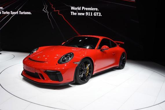 新款911 GT3纽北圈速公布 仅为7分12秒70