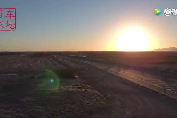 视频:世界上最快的SUV,居然是台陆巡!