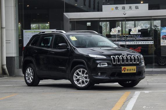 售价维持不变 Jeep新款自由光将于本月上市