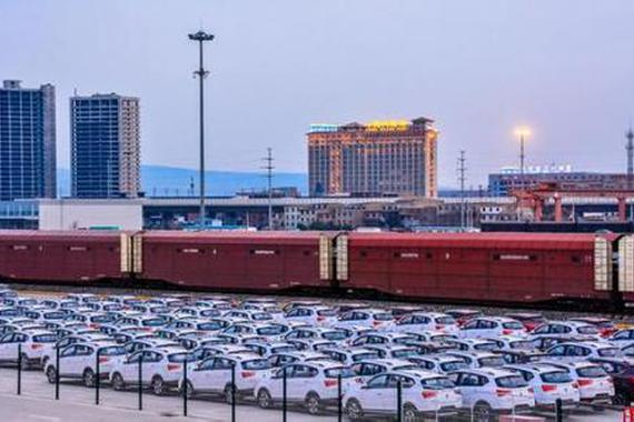 """中国车企加速""""一带一路""""沿线布局 为进军欧美探路"""