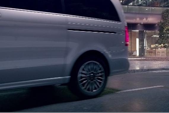 视频:梅赛德斯-奔驰V级欣赏