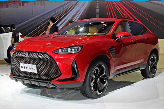 长城WEY推多款新能源车型 主打混合动力