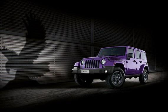 Jeep牧马人Night Eagle特别版 限量66台