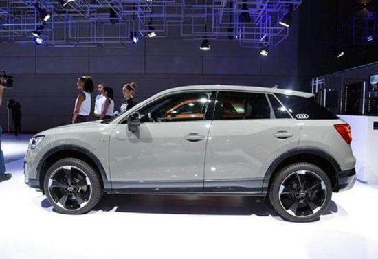 售价预计15万元起国产奥迪Q2将于11月上市