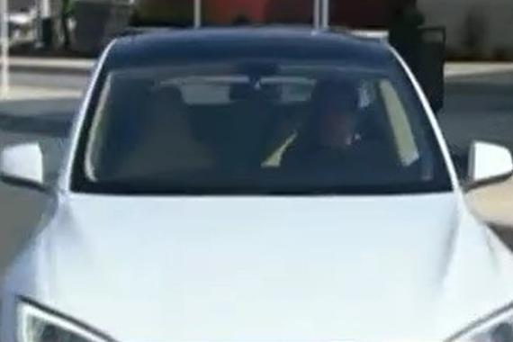 视频:充电五分钟!汽车行驶480公里