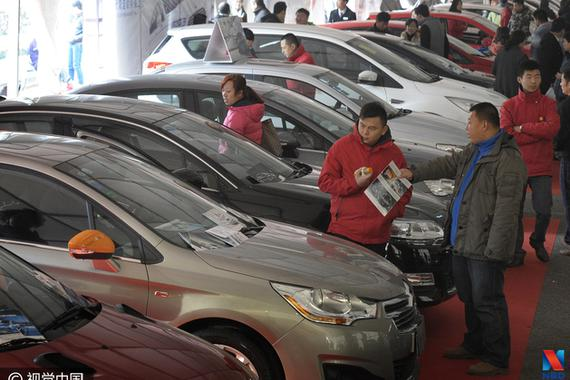价格战提前拉响京城车市进入甩货季