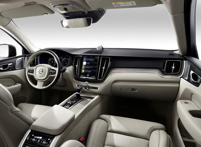 全新沃尔沃XC60北美预售 四季度在华投产