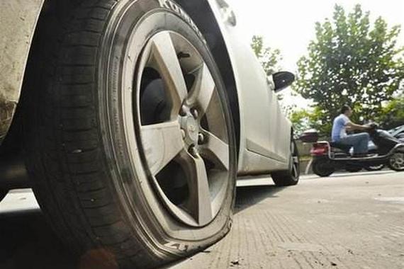 夏季几种汽车轮胎异常隐患 你知道多少?