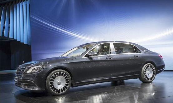 奔驰新款S级将于7月在海外上市 售价68.1万起