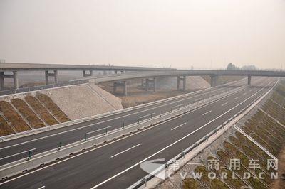 京秦高速北京段全面开建 与河北段衔接