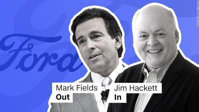 福特前CEO遭解雇原因:与谷歌谈判失败