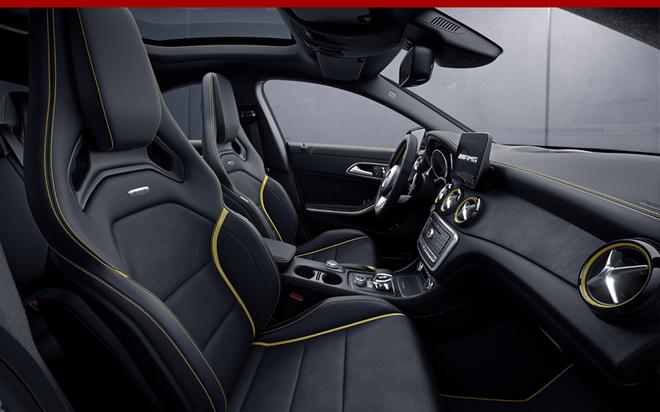 售55.8-63.4万元 AMG 45系列限量版上市