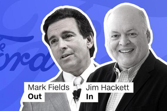 """福特前CEO下课是""""汽车技术变革""""的失败?"""