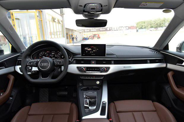 搭载2.0T发动机 奥迪新A5 6月30日上市