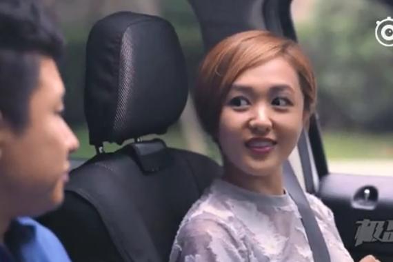 视频:学车,最后那女学员太懂事了