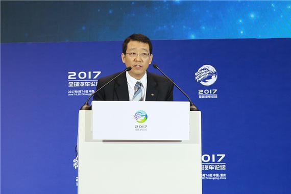 冯兴亚:未来10年汽车增幅是GDP的1.3倍