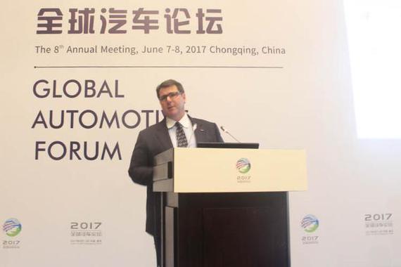 Bob Pyle:SUV是中国高速增长的汽车领域