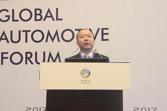 杨波:汽车出口要学大众在中国