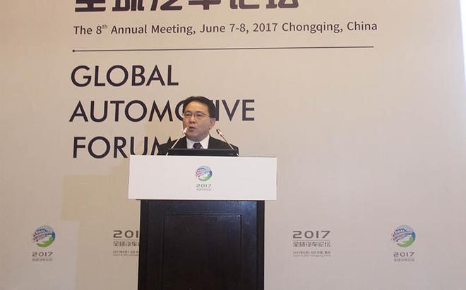 德尔福中国区总裁 杨晓明