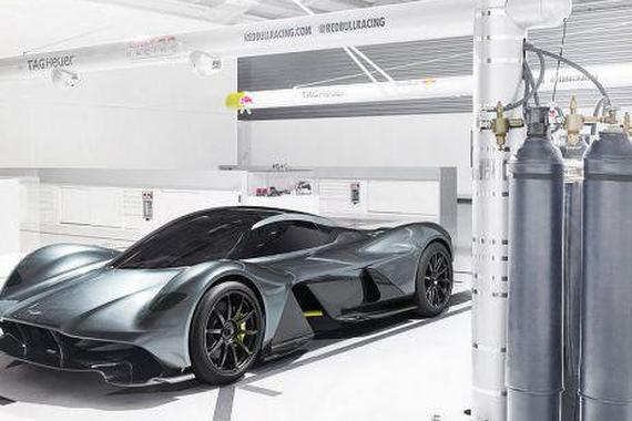 阿斯顿马丁最强中型跑车2020年问世