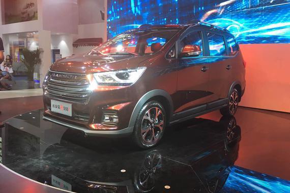 家族最新MPV车型 长安睿行S50T正式发布